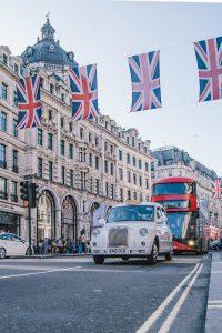 Forelsk dig i storbyen London