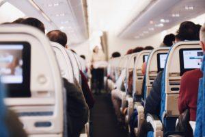 Vær garanteret et tomt sæde ved siden af dig på flyveturen