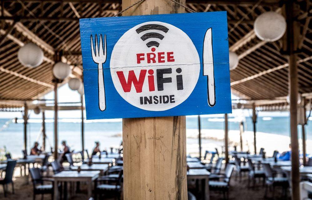 Undgå wifi-tyve i ferien